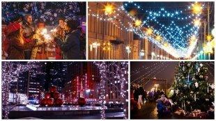 Каникулы в Сочи: праздничная программа