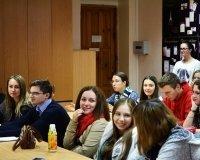 Заседание философского клуба «Озарение»