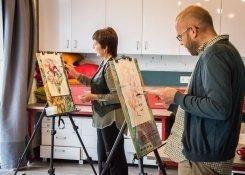 Рисунок и живопись (взрослые)