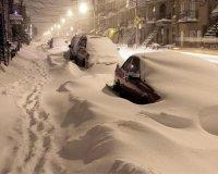 Роструд разрешил россиянам опаздывать на работу из-за снегопадов
