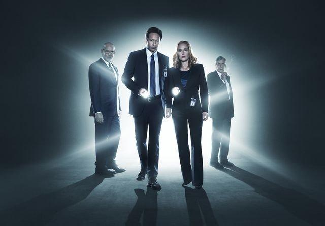 26 января стартует новый сезон Секретных материалов