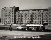 Откроется выставка ретро-фотографий Караганды 50-60-х годов
