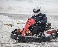 В Парке им. Маяковского пройдут соревнования по снежному картингу