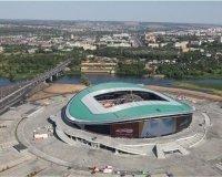 Финальный матч Кубка России по футболу пройдет на «Казань-Арене»