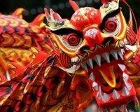 Laoshi приглашает на празднование китайского Нового года
