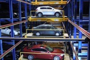 В Астане откроется еще несколько многоуровневых паркингов