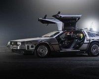 DeLorean DMC-12 снова будут выпускать