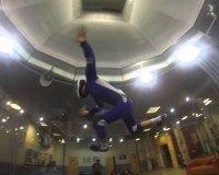 Видео дня: россиянин Леонид Волков победил в международном конкурсе по танцам в аэротрубе