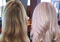 Теперь живой блонд доступен каждому!