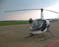 Из Челябинска в Екатеринбург будет летать вертолетное такси
