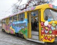 Казанцев прокатят на «Трамвае влюбленных»