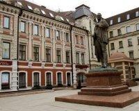 Казанцы сделают массовое селфи на фоне памятника Федору Шаляпину