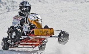 В предстоящий уик-энд в Казани пройдут картинговые гонки