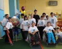Югорские  спортсмены - инвалиды выбрали в качестве талисмана бабочку
