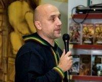 11 февраля в «Библио-Глобусе» творческая встреча с Захаром Прилепиным