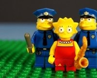 Lego-мультипликация