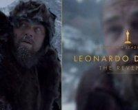 Леонардо Ди Каприо получил «Оскар». ВИДЕО