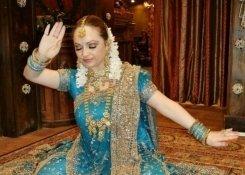Индийские танцы!