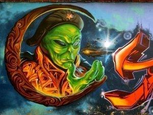 34 крутых граффити Челябинска