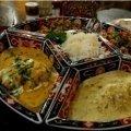 Вегетарианское меню в ресторане Малабар
