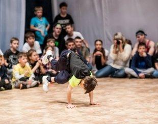 """Фестиваль уличных танцев """"Колизей 3"""""""