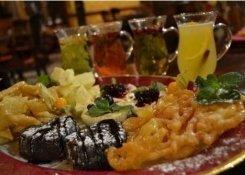 Новое десертное меню в ресторане Малабар
