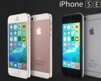 Apple представили iPhone SE с 4-дюймовым экраном