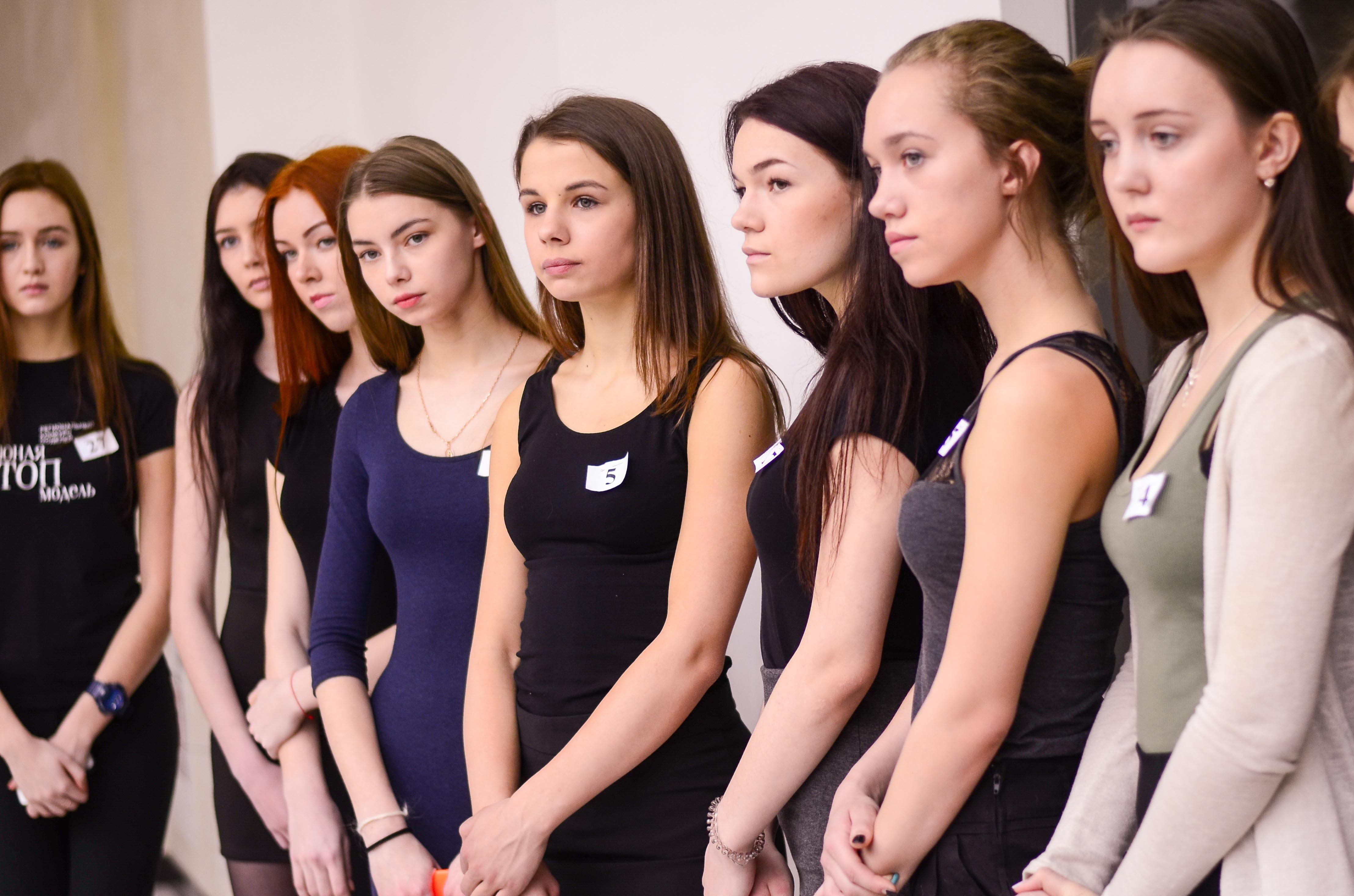 Русская блондинка на кастинге, Порно видео онлайн: БлондинкиКастинг 23 фотография