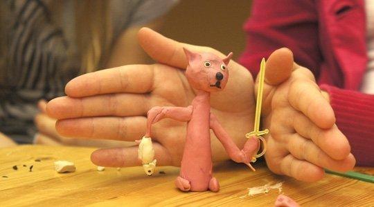 Как сделать пластилиновые мультики