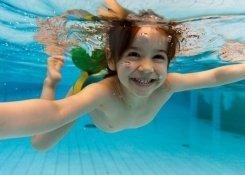 Детские группы по обучению плаванию «Лягушата» - 4-5 лет