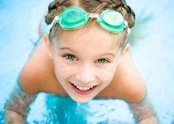 Детские группы по обучению плаванию  «Дельфинята» - 6 лет