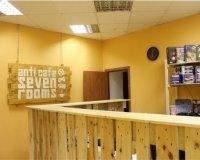 В Казани открылось антикафе «Seven rooms»