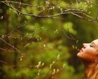 Вдыхая счастья аромат