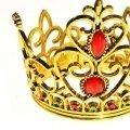 Корона принцессы (золото с рубинами)