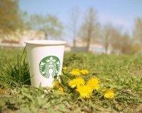 Starbucks призывает использовать многоразовые стаканы и прийти на субботник