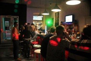 Омские бары устраивают вечеринку в переулке