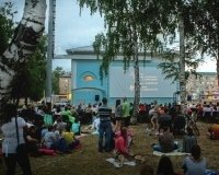 В начале июня в Тольятти откроется летний кинотеатр