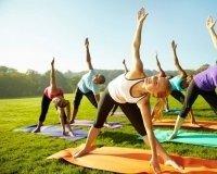 Столичный парк станет фитнес-площадкой