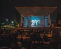 9 Мая после салюта в парке Гагарина будет открытый ночной кинопоказ