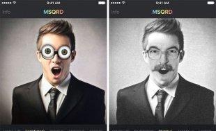 MSQRD и ещё 7 приложений для смешных селфи