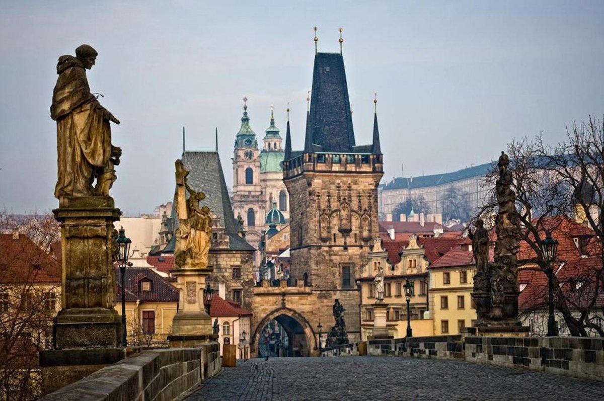 Чешские улицы смотреть онлайн 1 фотография