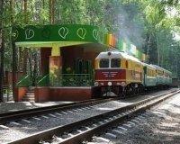 В Челябинске открывает сезон детская железная дорога