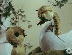 «Как страусенок друзей искал»