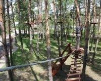 Открылся новый веревочный парк FunParks;)