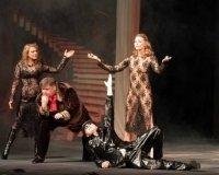 В Тольятти приедет спектакль с Любовью Толкалиной «Мастер и Маргарита»