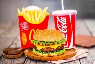 Макдоналдс открывается в Балаково