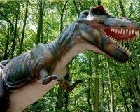 В Казани скоро откроется Парк динозавров