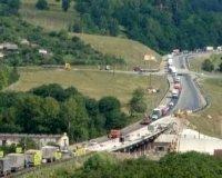 На федеральной трассе М5 под Челябинском вводится реверсивное движение