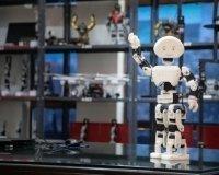 В Челябинске научили роботов собирать мусор и играть в футбол
