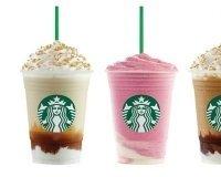 В кофейнях Starbucks® можно попробовать три новых вкуса
